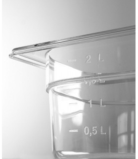 Gn vložek 1/4*100 polikarbonat
