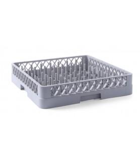Univerzalna košara za plošče 500x500x(h)100 polipropilen