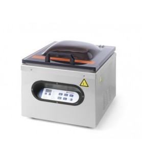 Vakuumska  komora v 230w 630429x359x(h)345 mm inox/plastika
