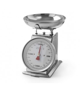 Kuhinjska  tehtnica 2 kg inox
