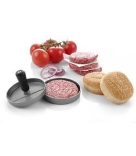 Model za pripravo hamburgerjev al nelepljiv