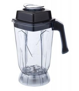 Blender jar 200x170x(h)360 mm polikarbonat/plastika/ inox