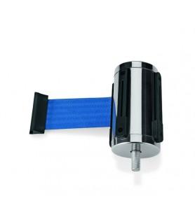 Pregradno stojalo kpl z vrvjo 3m modra