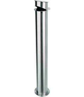 Pepelnik zunanji inox fi-12cm viš.90cm