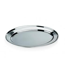 Servirna plošča, oval, 19,5x14 cm