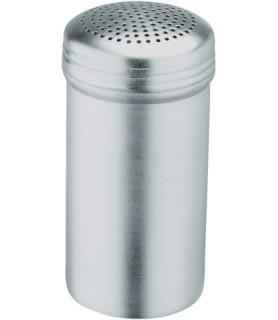 Alu-posipalec za sol/ solnica , 12,6 cm visok