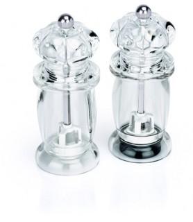 Mlinček za sol in poper akril