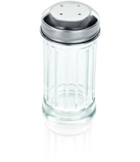 Posipalec za poper, steklo, 50ml