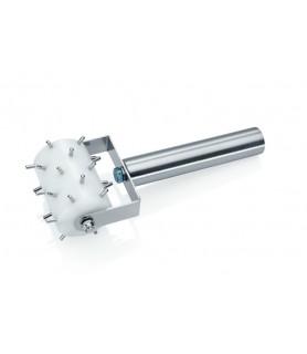 Valjček za luknanje testa -12,5 cm širok močnejša izvedba
