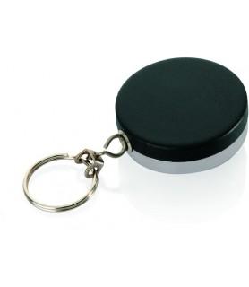 Lveriga za ključe , zgornji del črn lakiran