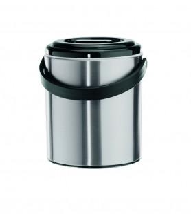 Inox-posoda za led 2,2 l.