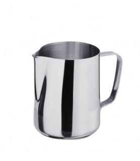 Vrček za mleko 1 l kovinski brez pokrova