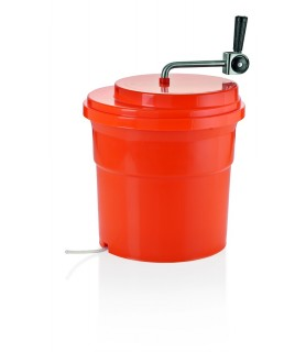 Sušilec centrifuga za solato