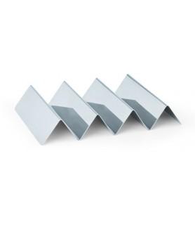 Prezentacijski valovi za sendviče , 3 prekati, 25x17x4,5 cm