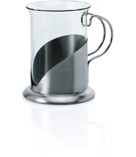 Kozarec za čaj z držalom - 0,20 l.