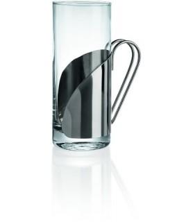 Kozarec za irsko kavo s stojalom  - ca. 0,25 l.