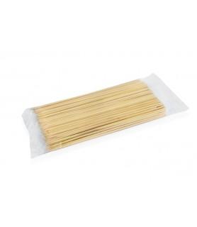 Nabodal za ražnjiče, 25 cm, enota 250 kosov, bambus