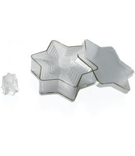 Set 7-delni izsekačev zvezda 6 kraka 3-12 cm