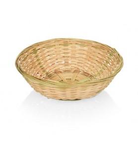 Bambus-košara za kruh okr. 20 cm