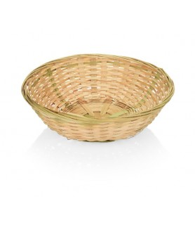 Bambus-košara za kruh okr. 25 cm