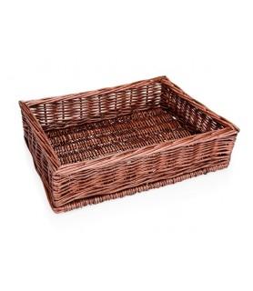 Košara za kruh 60x40x14 cm