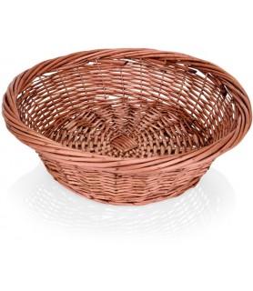Košara za kruh fi-43 cm, viš.14 cm