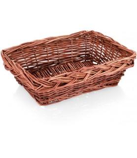 Košara za kruh 23x17x7 cm