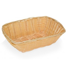 Poly-ratan - košara za kruh 24x18 cm