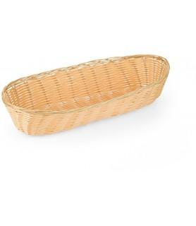 Poly-ratan - košara za kruh 37x15 cm