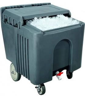 Voziček za led