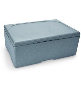 Termo box neopor siv 1/1*150