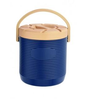 Termo posoda brez pipe 18 l. Modra