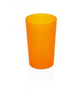 Pp - lonček, oranžni - 0,28 l.