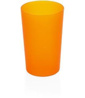 Pp - lonček, oranžni - 0,39 l.