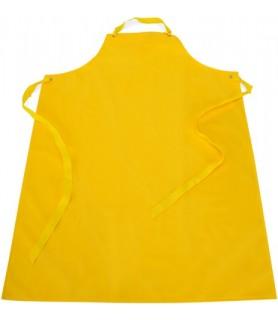 Delovni predpasnik, 100 x 70 cm, rumena, poliuretan