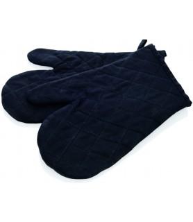 Rokavice zaščitne črne, 32cm