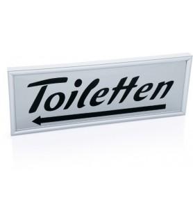 """Oznaka """"toiletten"""",levo"""