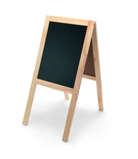 Reklamna tabla dvostranska 128x69 cm