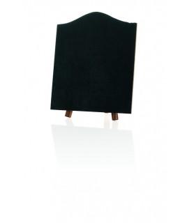 Namizno reklamno stojalo 23,5x19,5cm, rjav