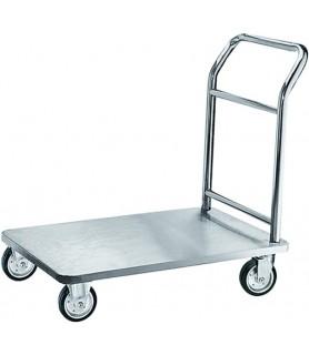 Plato voziček 90x60 cm kovinski nosilnost 130 kg