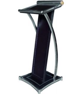Govorniški pult - inox -50x50x120cm