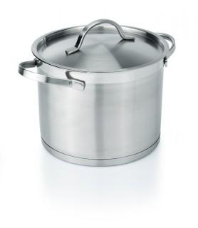 Lonec za juho s pokrovom fi 24 cm
