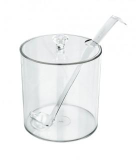 Polycarbonat zajemalka za omako prozorna