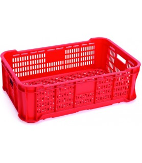 Pp košara (rdeča ), za gn 1/1-150mm