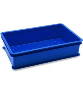 Pp  transportna posoda 60x38x15 cm modra