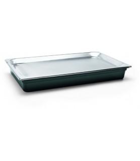 Pladenj gn 1/1 s hladilnimi vložki brez pokrova