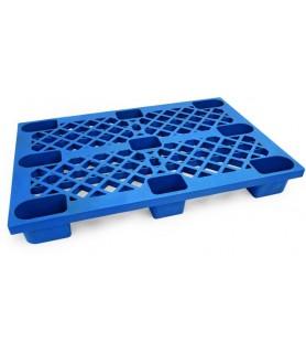 Podstavna plošča za skladišče 120x80cm hdpe -modra