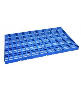 Podstavna plošča za skladišče 60x30x2,5 cm hdpe modra