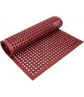 Predpražnik rdeč152,5x91,5cm